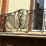 кованые балконы спб купить