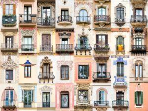 Виды кованых балконов